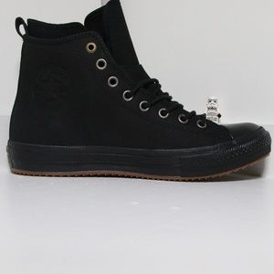 Converse Black on Black Waterproof All Star Boots